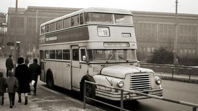 Автобус, которого не дождались