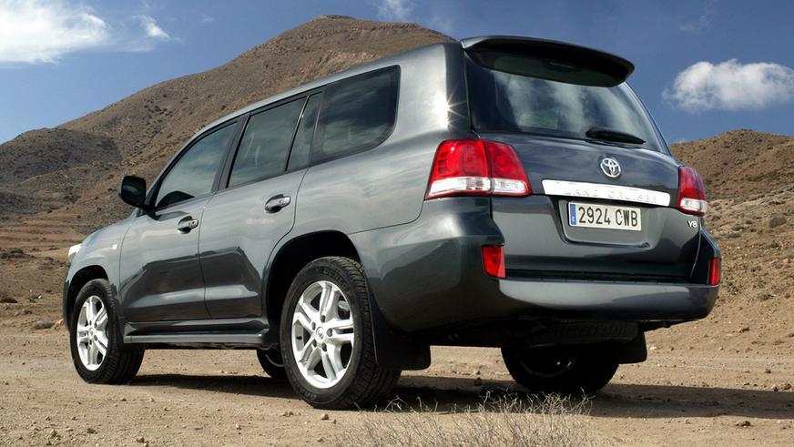 Сколько стоит осовременить Toyota Land Cruiser 200