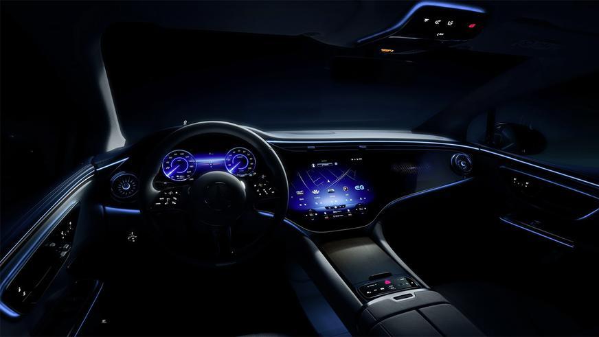 Mercedes-Benz E-Class стал электрическим