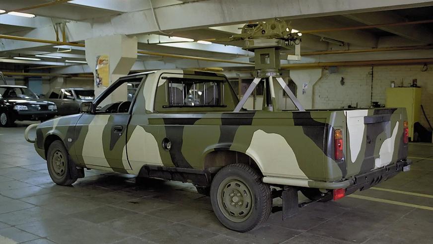 Продаётся боевой «москвич»