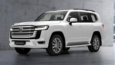 Сколько будет стоить Land Cruiser 300 в Казахстане