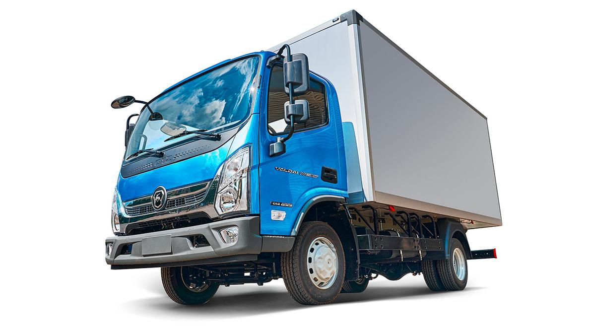 У ГАЗа появился грузовик с китайской кабиной