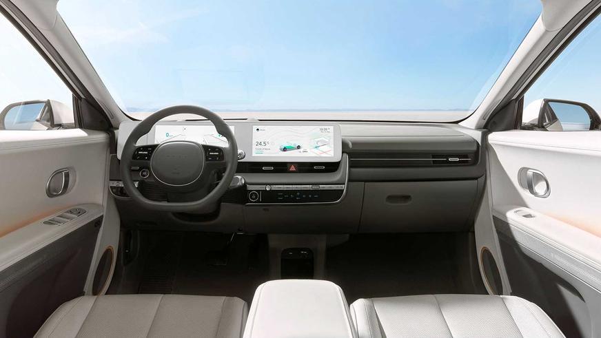 Hyundai Ioniq 5 представлен официально