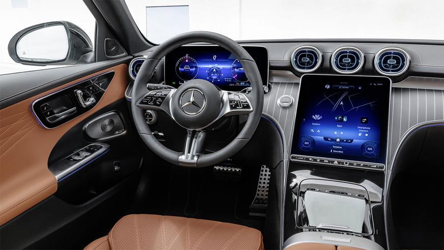 Представлен Mercedes C-класса All-Terrain