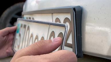 Штрафов на 2 млн тенге насобирал водитель Toyota Camry в Атырау