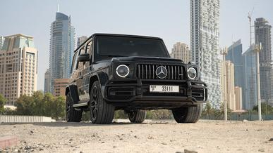 Mercedes-AMG G63: триумф маркетинга