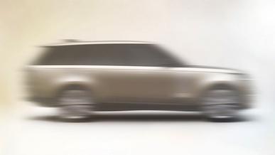 Новый Range Rover покажут миру 26 октября