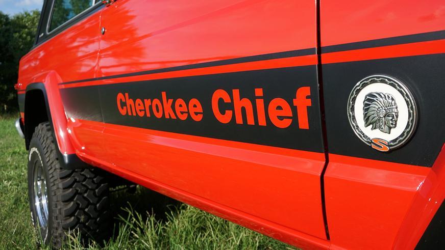 Индейцы попросили Jeep отказаться от Cherokee