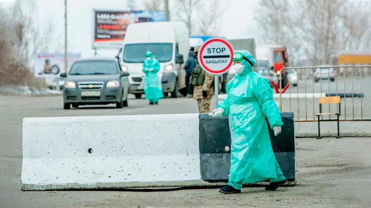 Блокпостами перекроют Восточно-Казахстанскую область с 1 ноября