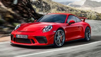 Самым надёжным автомобилем в Европе оказался Porsche 911