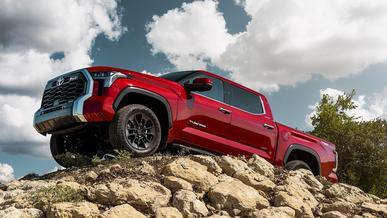 Новая Toyota Tundra стала гибридом