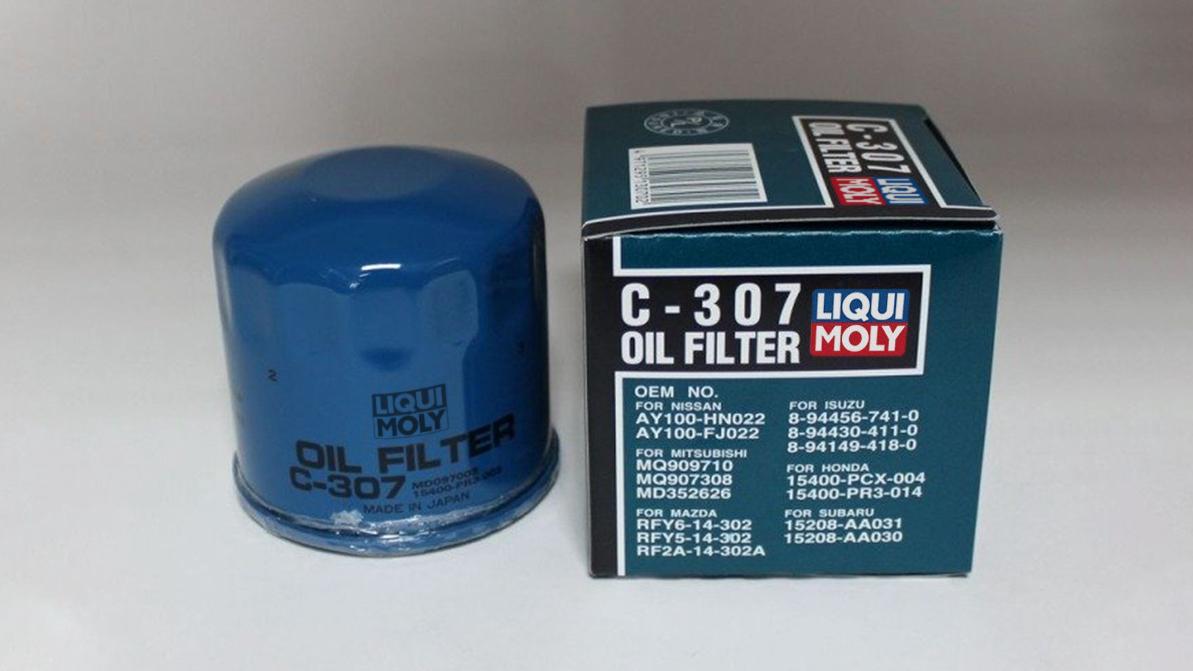 Фильтры Liqui Moly продавали в Алматы, притом что сама компания их никогда не производила