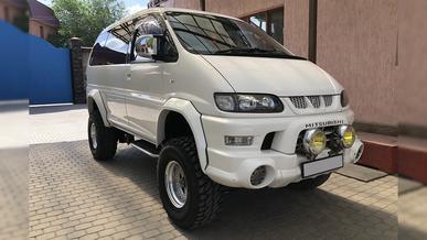 Интересные объявления на Kolesa.kz: Mitsubishi Delica