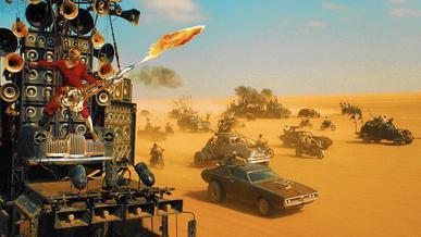 Машины из «Безумного Макса» выставили на продажу