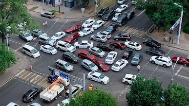 60 «умных» светофоров появятся в Алматы до конца текущего года