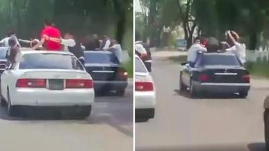 Наказаны выпускники, хулиганившие на дорогах