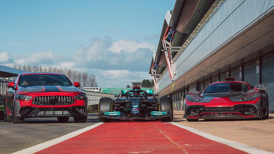 Mercedes-AMG GT 73 получит рекордные 800 л. с.