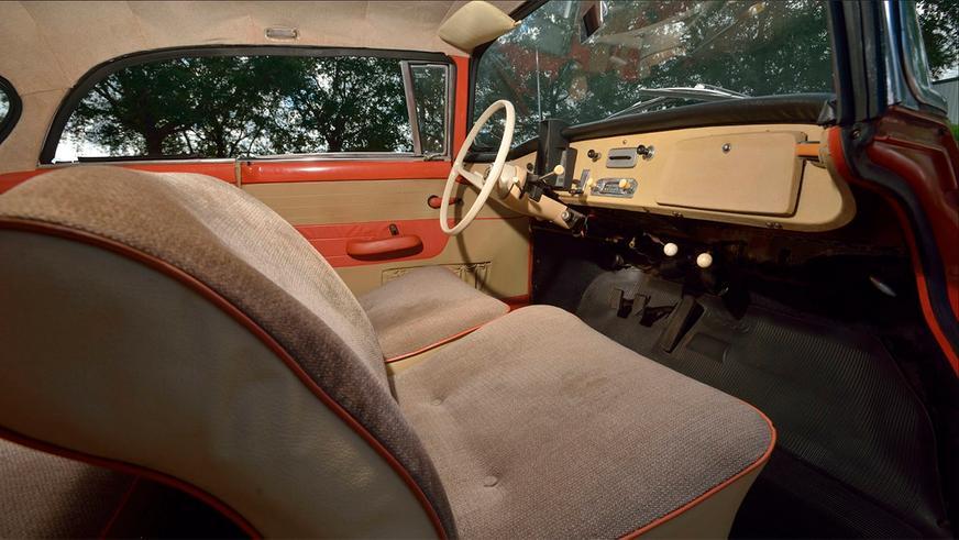 Auto Union 1000 S как очень нетипичный «ауди»