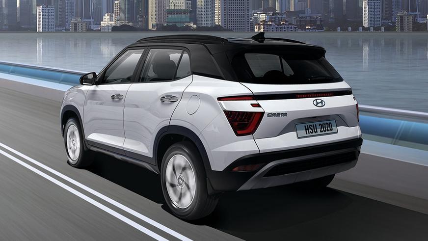Hyundai Creta второго поколения. Когда ждать в Казахстане?