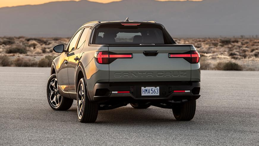 Hyundai Santa Cruz всё-таки стал серийным