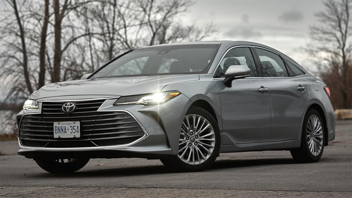 Toyota Avalon уходит с главного рынка Америки