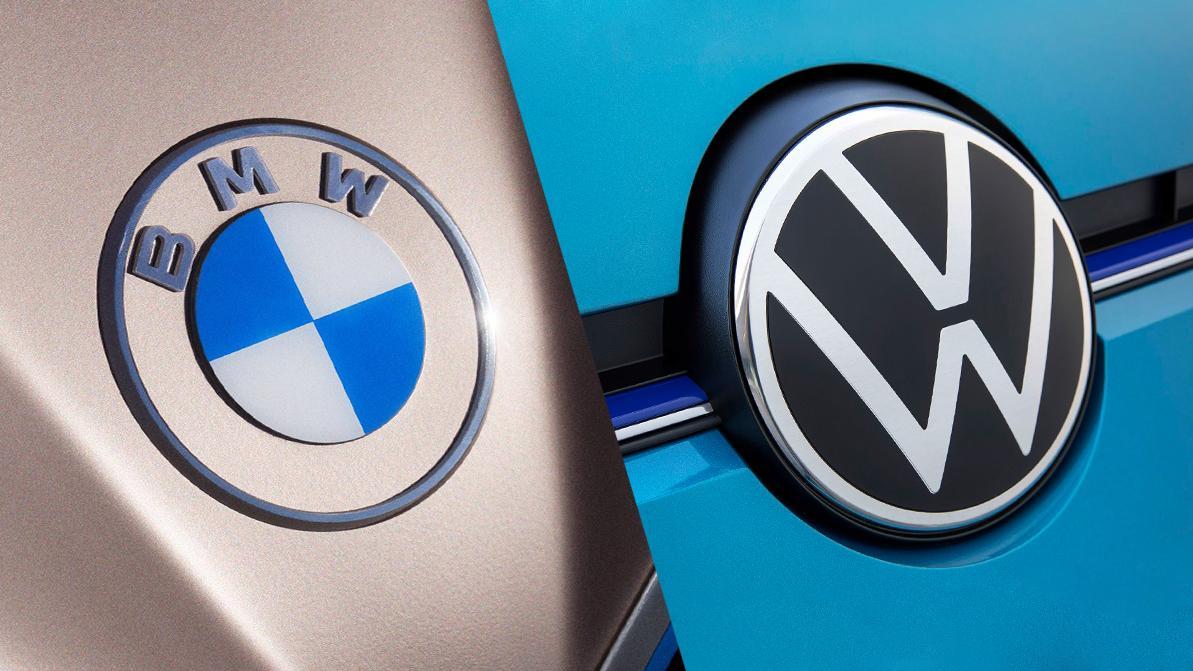 BMW AG и Volkswagen AG оштрафовали на 875 млн евро