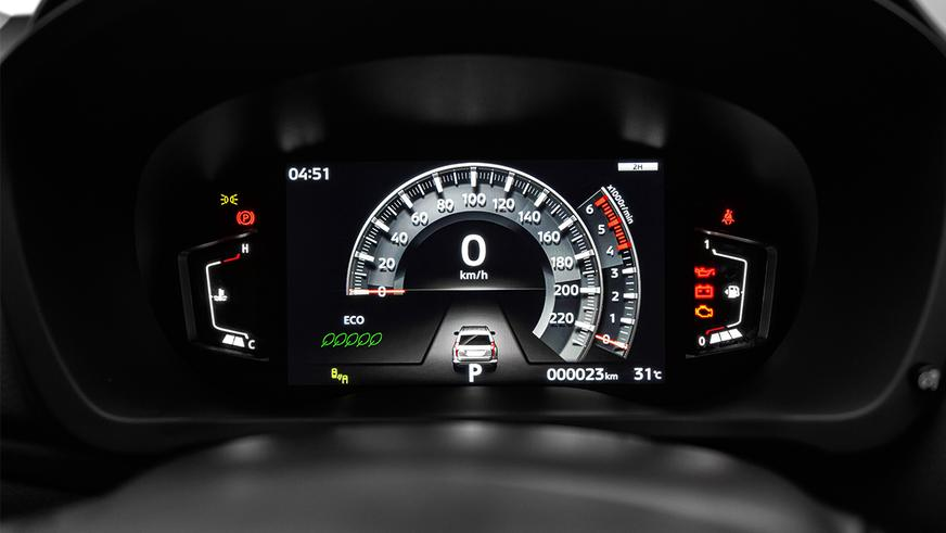 Обновлённый Mitsubishi Pajero Sport начнут продавать в мае