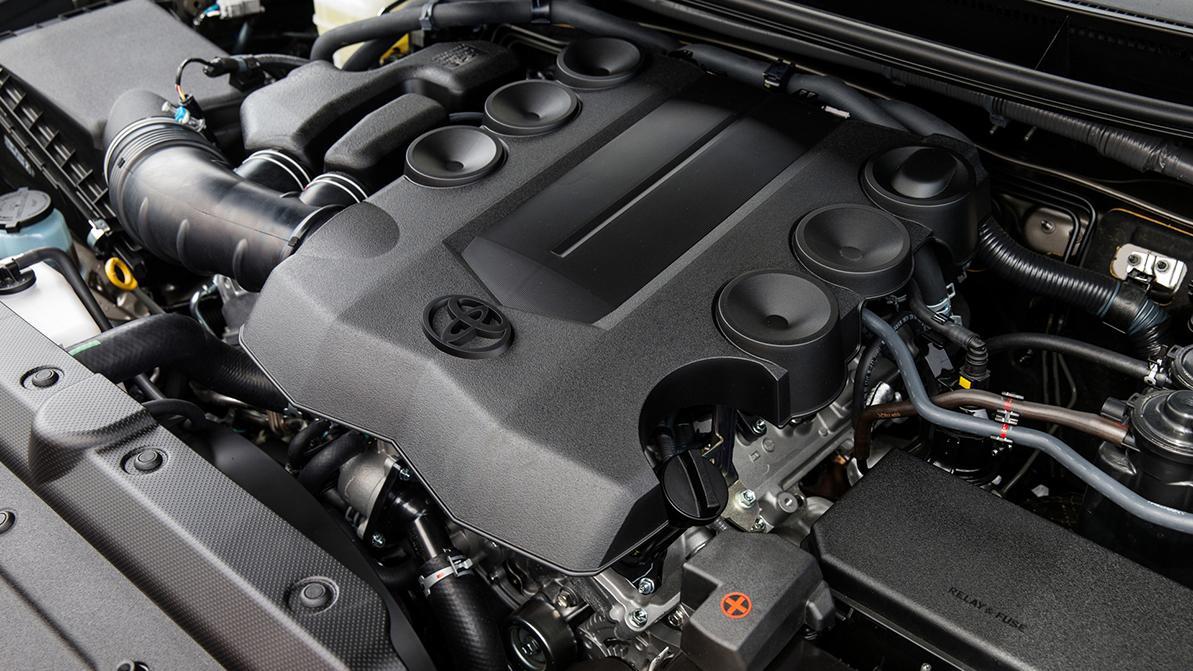 Полная моторная гамма Toyota Land Cruiser 300