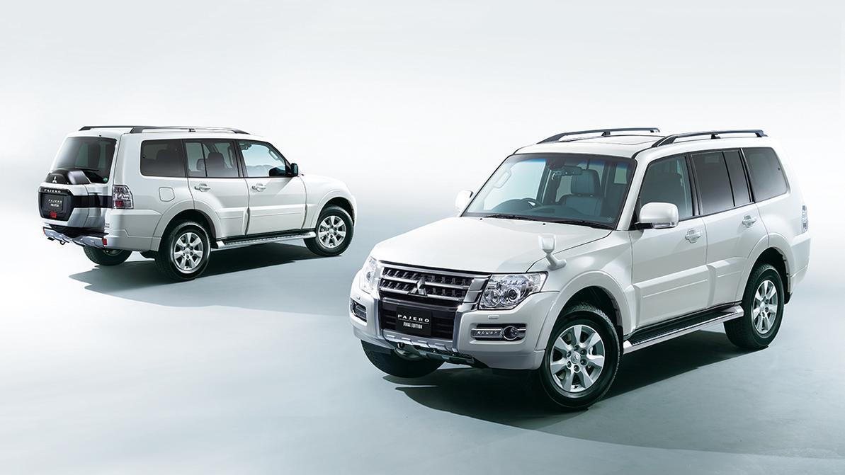 Производство Mitsubishi Pajero прекратится в 2021 году