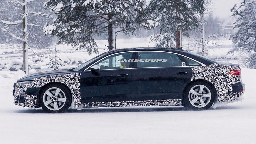 Horch возродится внутри Audi