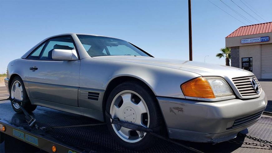 Mercedes 300 SL за 5000 долларов: выгодная сделка или ловушка?