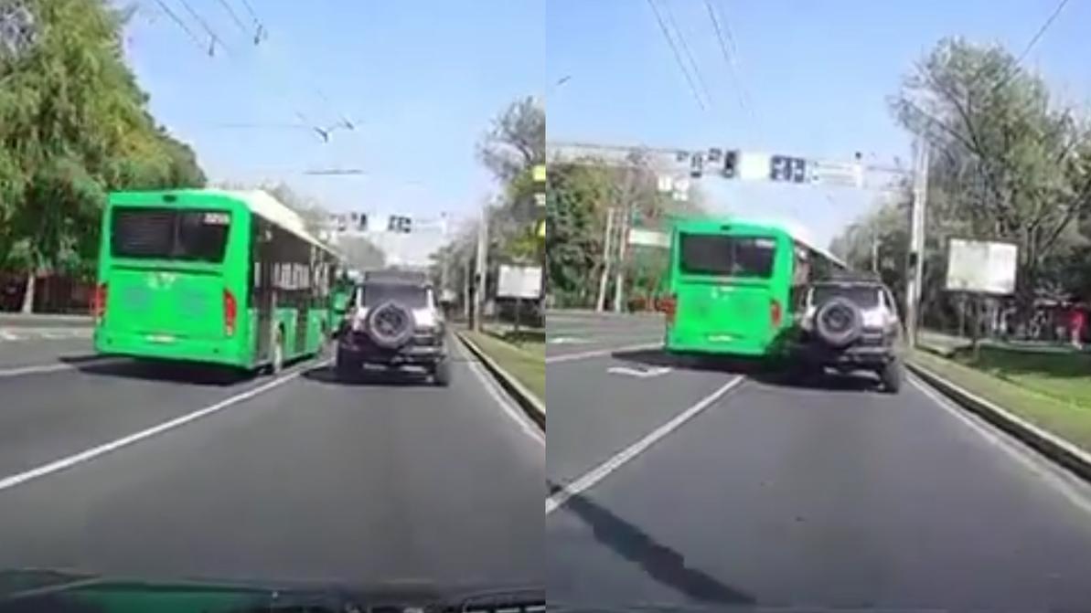 Гонки на автобусах: когда одной полосы BRT мало