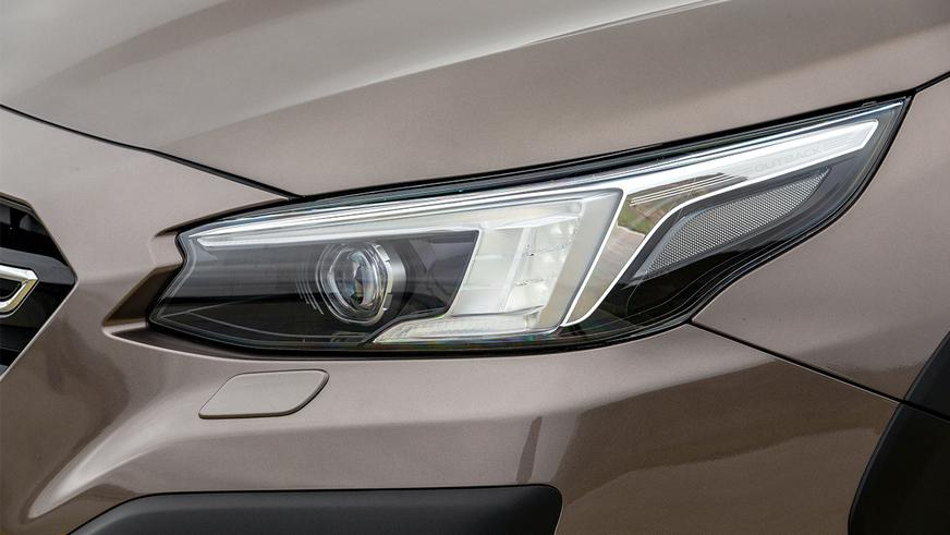 В Казахстан прибыл новый Subaru Outback
