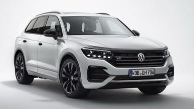 Volkswagen прощается с дизельным V8