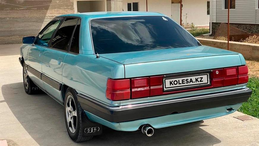 Самые интересные Audi 100 (C3) на Kolesa.kz