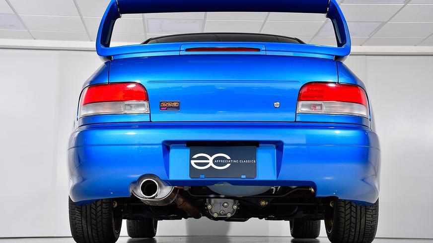 Subaru Impreza за 370 тысяч долларов