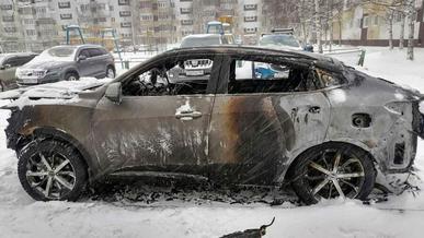 В Haval готовы компенсировать потери владельцам сгоревших машин