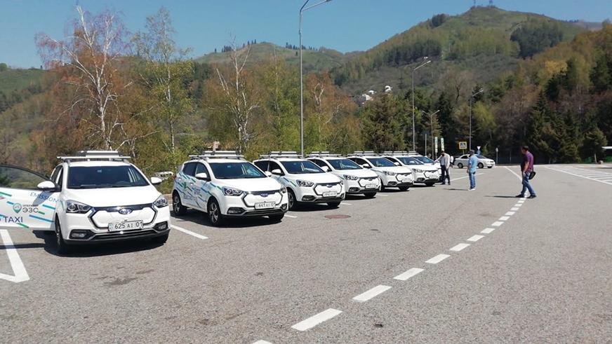 Утильсбор для электромобилей могут обнулить в Казахстане