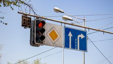 Все светофоры Алматы «поумнеют» уже в этом году