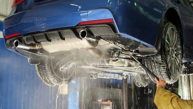 Надо ли мыть днище автомобиля