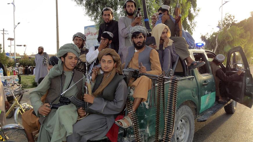 Сколько машин досталось талибам?