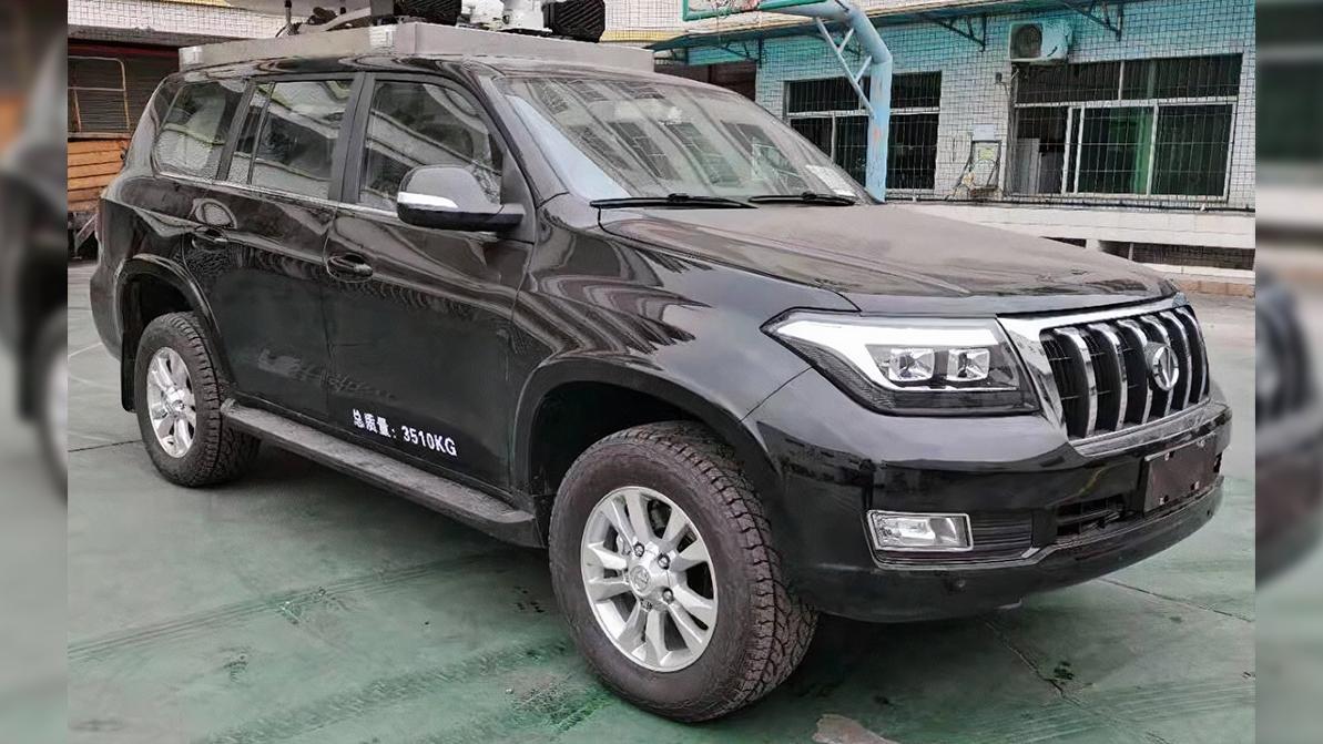 У Toyota Land Cruiser 200 китайского разлива новые проблемы