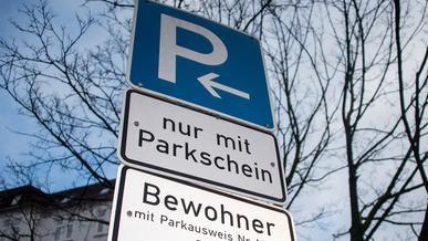 В Германии размер платы за парковку будет зависеть от веса машины