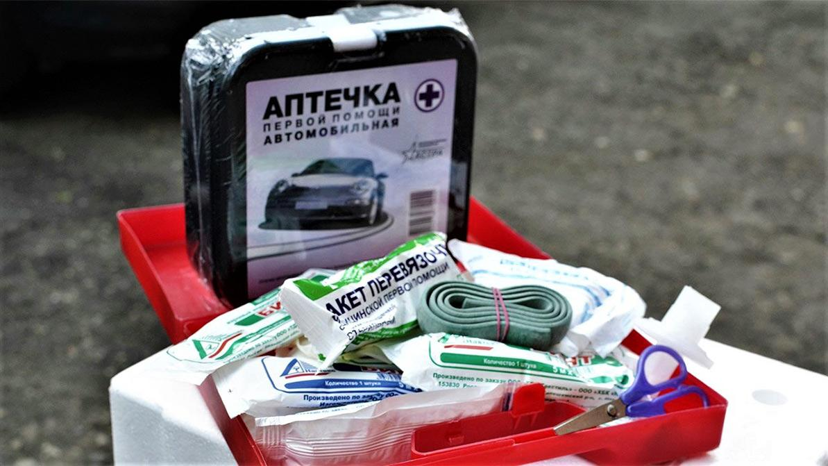 Срок годности автомобильного огнетушителя и аптечки в Казахстане