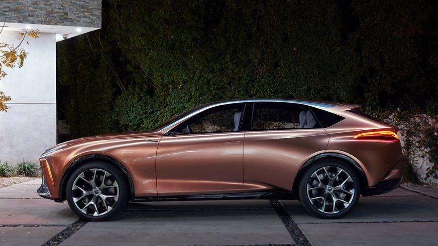 Lexus запатентовал два новых кроссовера в ЕАЭС