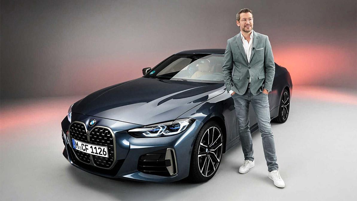 Шеф-дизайнер BMW об огромных «ноздрях»