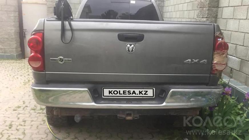Большие и дорогие пикапы на Kolesa.kz