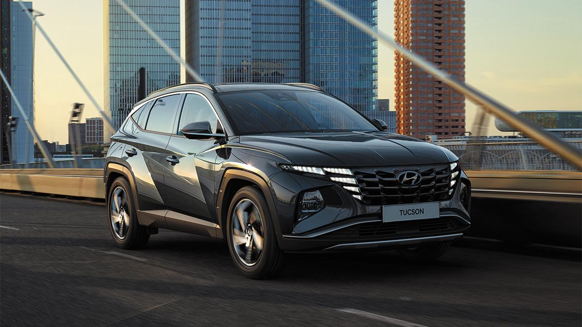 Кузова Hyundai Tucson будут варить и красить в Алматы