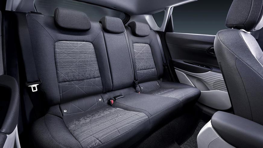 Bayon – самый маленький кроссовер Hyundai