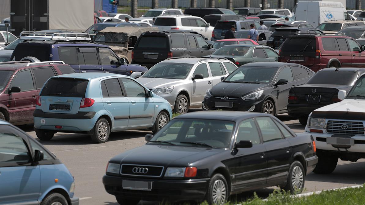 90 тысяч машин перерегистрировали казахстанцы онлайн с начала 2020 года